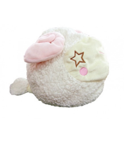 Petz Route Super White Sheep Plush Toy