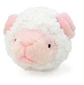 Petz Route White Sheep Plush Toy