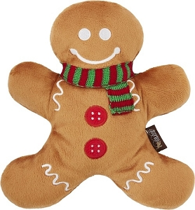P.L.A.Y Holiday Classic Gingerbread Man Plush Toy