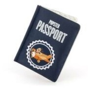 P.L.A.Y Globetrotter Passport Plush Toy