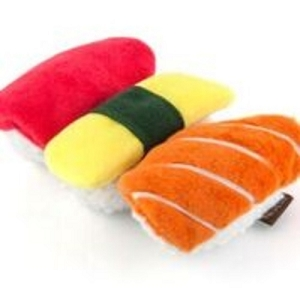P.L.A.Y International Classic Sushi Plush Toy