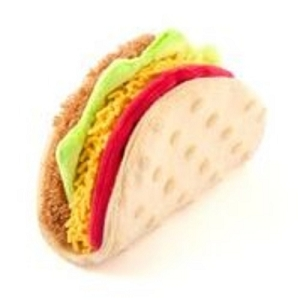 P.L.A.Y International Classic Taco Plush Toy