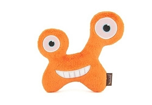 P.L.A.Y Momo's Monsters Chatterbox Plush Toy