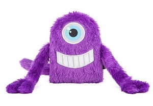 P.L.A.Y Momo's Monsters Snore Plush Toy