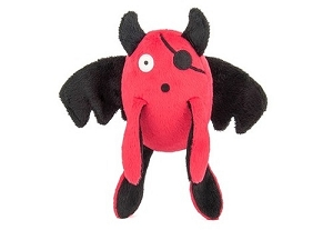 P.L.A.Y Momo's Monsters T-pee Plush Toy