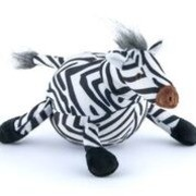 P.L.A.Y Safari Zara the Zebra Plush Toy