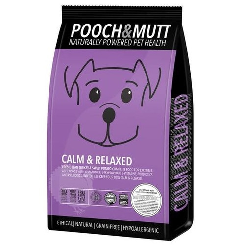 Pooch & Mutt Calm & Relaxed Grain Free Dry Dog Food