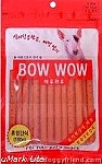 Bow Wow Cheese & Salmon Roll Stick BW1018