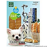 Marukan Soft Bread Stick Milk & Plain DP 20