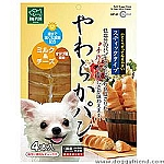 Marukan Soft Bread Stick Milk & Cheese DP 21