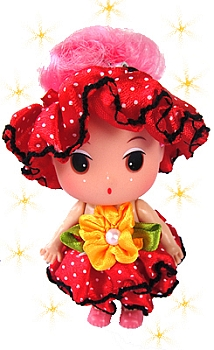 Doll Small 023
