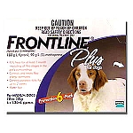 Frontline Plus for Medium Dogs 10 - 20kg