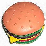 Hamburger with Squeaker