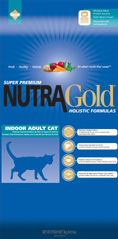 Nutra Gold Indoor Adult Cat