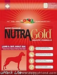Nutra Gold Adult Lamb & Rice