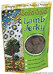 Solid Gold Lamb Jerky