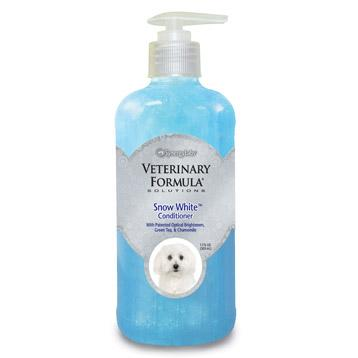 Veterinary Formula Solution Snow White Conditioner