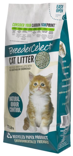 Breeder Celect Cat Litter Animal Bedding