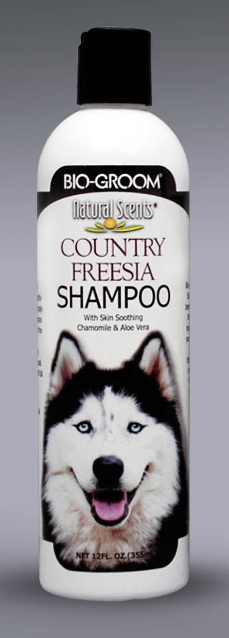 Bio-Groom Natural Scents Country Freesia Shampoo