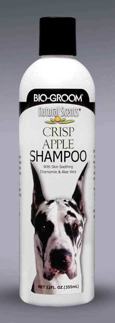 Bio-Groom Natural Scents Crisp Apple Shampoo