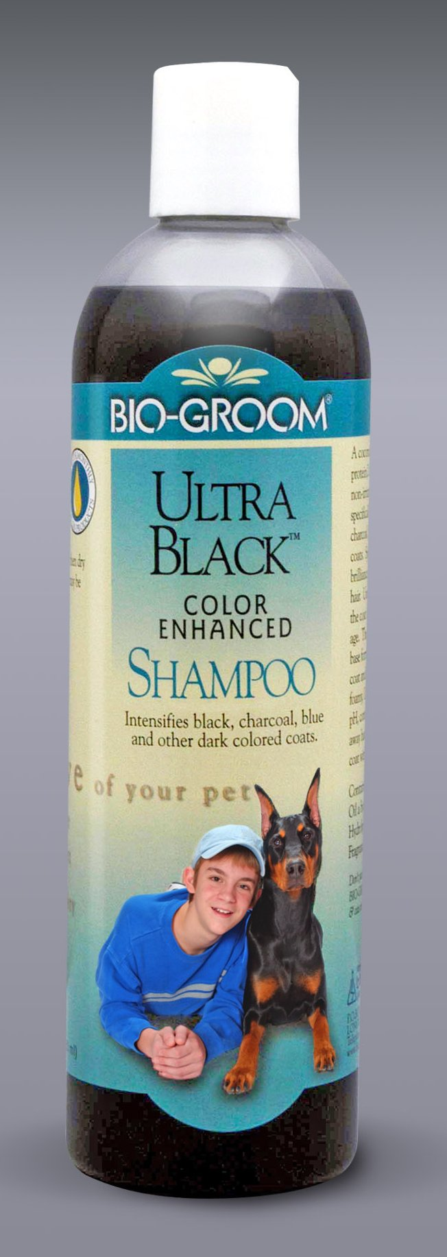 Bio-Groom Ultra Black Color Enhanced Shampoo