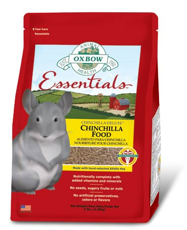 Oxbow Chinchilla Deluxe