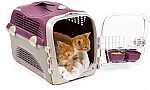 Pet Cargo Cabrio for Cats and Toy Breed Dogs