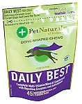Pet Naturals Daily Best for Dogs (packet)