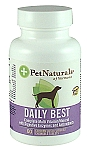 Pet Naturals Daily Best for Dogs Tablets