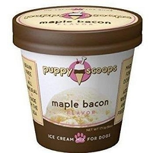 Puppy Scoops Ice Cream Mix - Maple