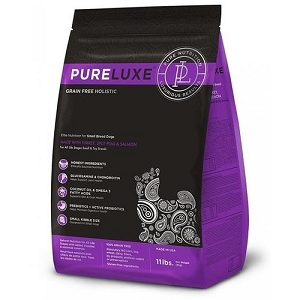 PURELUXE Elite Grain Free Small Breed Dog Formula Dry Dog Food