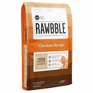 Bixbi Rawbble Grain Free Chicken Limited Ingredient Dry Dog Food