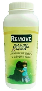Remove BioControl Tick & Flea Powder