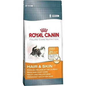 Royal Canin Feline Care Nutrition Hair & Skin Dry Cat Food