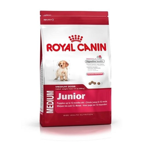 Royal Canin Medium Junior Dry Dog Food