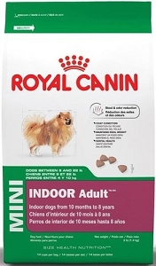 Royal Canin Mini Indoor Adult Dry Dog Food