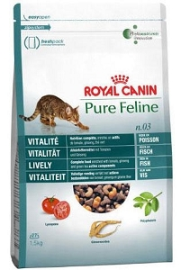 Royal Canin Pure Feline Vitality No. 3 Dry Cat Food
