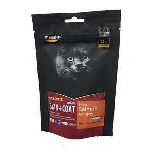 Salmon 4 Pets Prime Salmon Mini Jerky Cat Treats