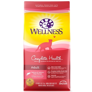 Wellness Complete Health Salmon