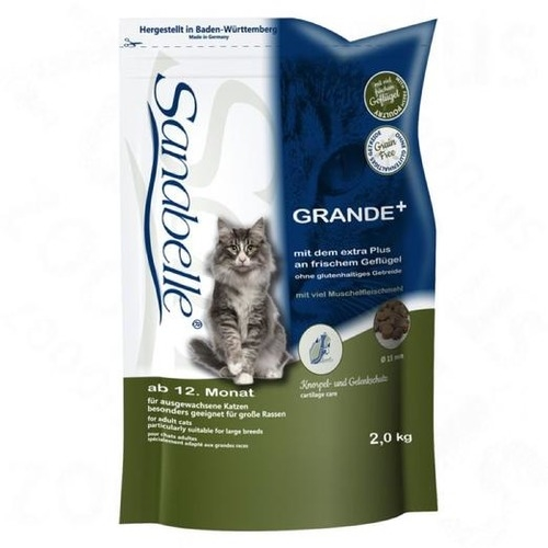 Sanabelle Grande Large Breeds Dry Cat Food