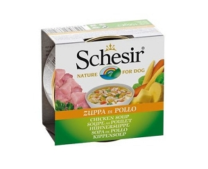Schesir Canned Chicken Soup