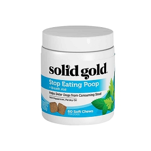 Solid Gold Stop Eating Poop Powder