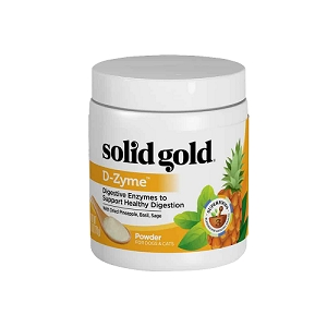 Solid Gold D-Zyme™ Digestive Supplement for Dogs & Cats