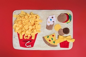 Siso Play Mcdonald's Mat