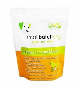 Small Batch Freeze Dried Pork 14oz