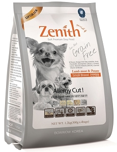 Bow Wow Zenith Soft Kibble Small Breed Dry Dog Food