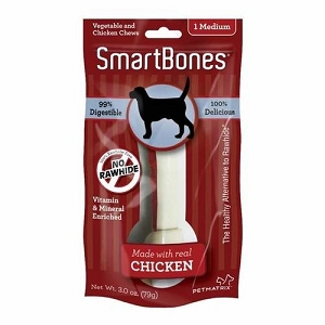 SmartBones Rawhide Free Chicken Dog Chew