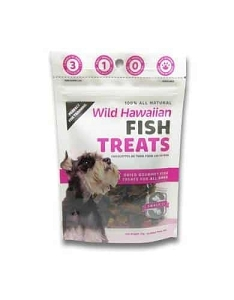 Snack 21 Wild Hawaiian Tuna Fish Treats Dog Treats