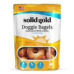 Solid Gold Doggie Bagels (Vegetarian)