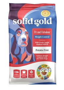 Solid Gold Fit and Fabulous™ With Fresh Caught Alaskan Pollock Dry Dog Food